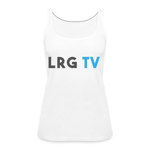 LRG TV - Frauen Premium Tank Top