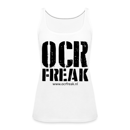OCR Freak - Vrouwen Premium tank top