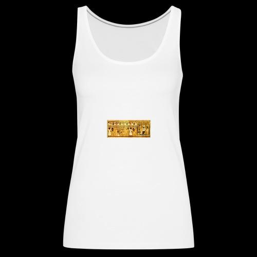 El libro de la muerte - Camiseta de tirantes premium mujer
