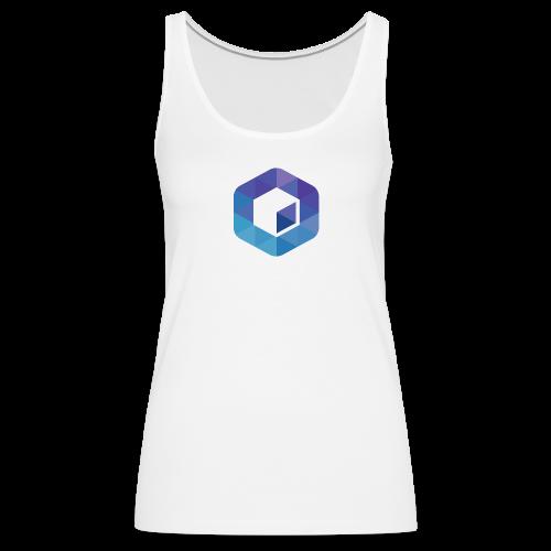 Neblio - Next Gen Enterprise Blockchain Solution - Women's Premium Tank Top