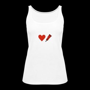 Heart Breaker - Women's Premium Tank Top