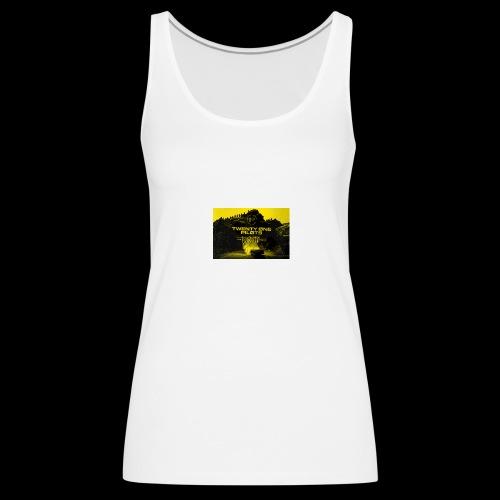 top - Camiseta de tirantes premium mujer