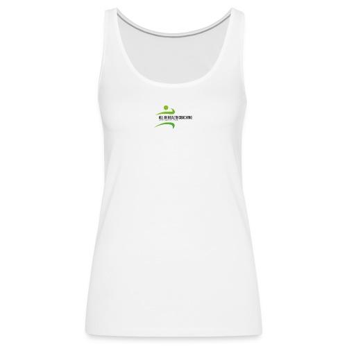 All-in Health Coaching logo - Vrouwen Premium tank top