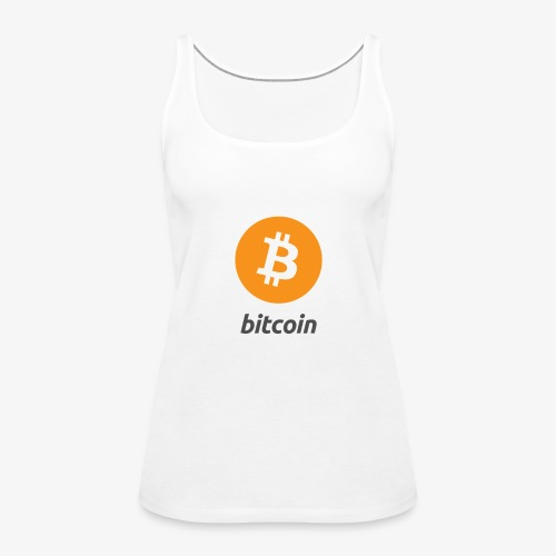 Bitcoin Classic Design - Frauen Premium Tank Top