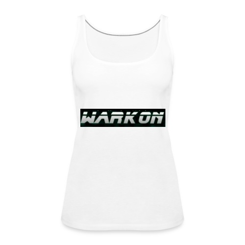 Warkon Logo - Women's Premium Tank Top