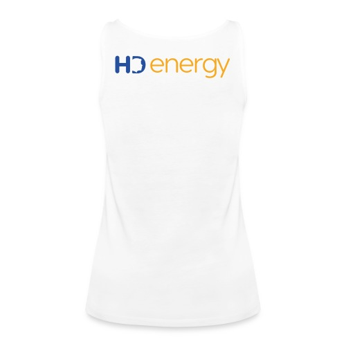 Energy HD-logo - Vrouwen Premium tank top