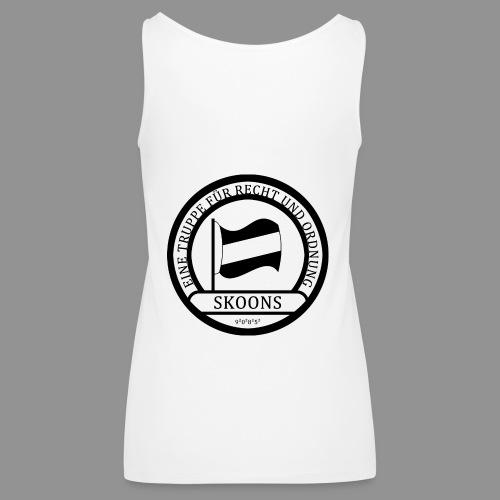 Eine Truppe für Recht und Ordnung - SKOONS - Frauen Premium Tank Top