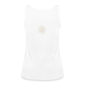 Lotus Om - Frauen Premium Tank Top