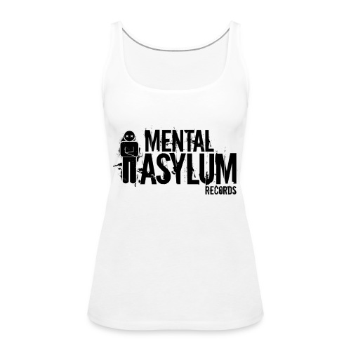 Mental Black - Women's Premium Tank Top