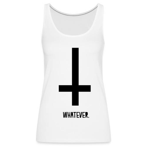 Whatever Sunny. - Frauen Premium Tank Top