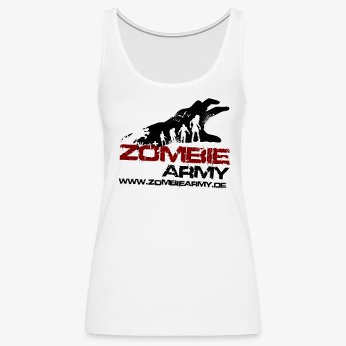 ZA logo - Frauen Premium Tank Top