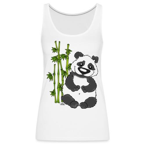 Panda Pao Pao - Frauen Premium Tank Top
