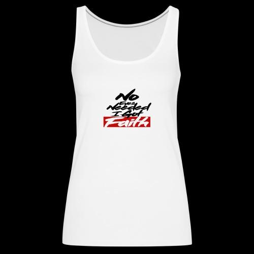 I BELIEVE - Camiseta de tirantes premium mujer
