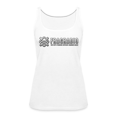 fragHD png - Women's Premium Tank Top