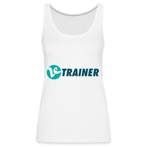 VTRAINER - Camiseta de tirantes premium mujer