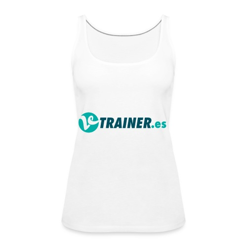 VTRAINER.es - Camiseta de tirantes premium mujer