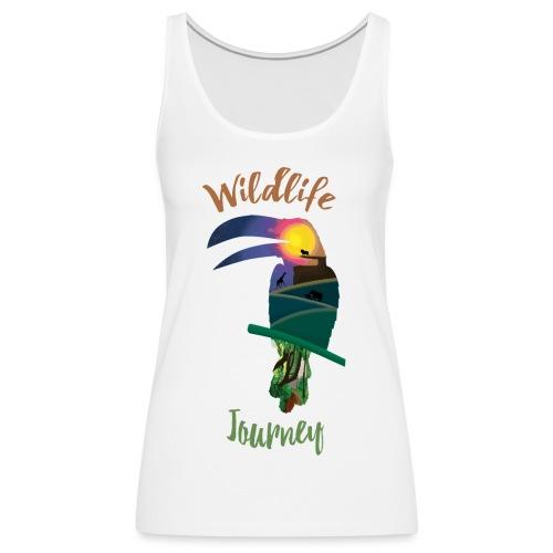 Wildlife Journey - Frauen Premium Tank Top