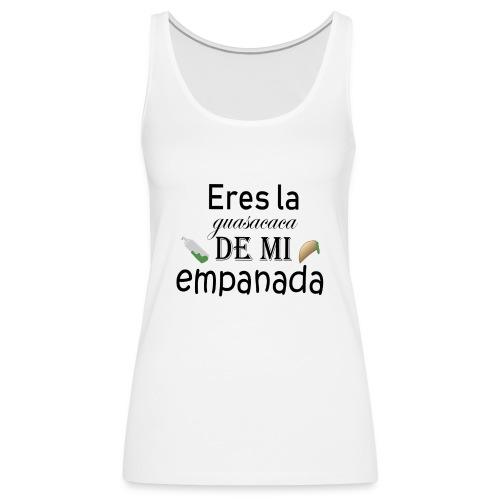 Guasacaca - Camiseta de tirantes premium mujer