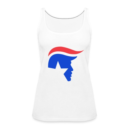 Trump Logo - Frauen Premium Tank Top