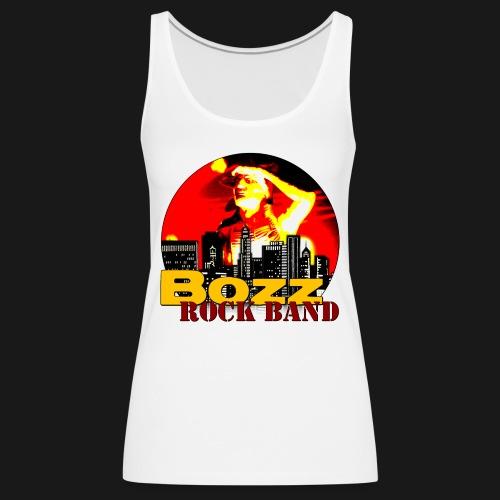 Bozz Rock Band - Frauen Premium Tank Top