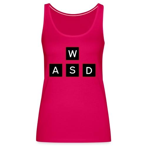 aswd design - Vrouwen Premium tank top