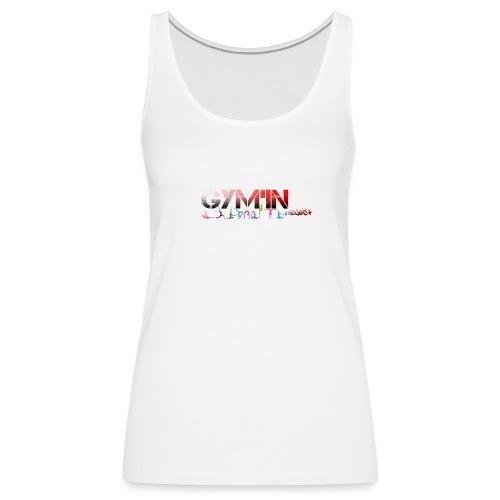 gym'in project - Débardeur Premium Femme