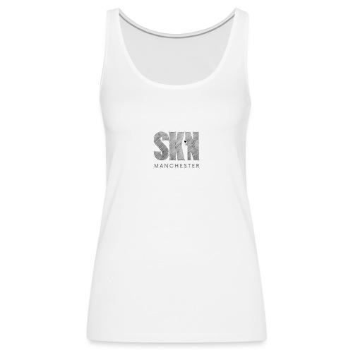 SKN Manchester - Women's Premium Tank Top