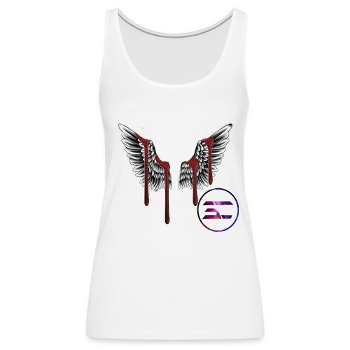 cool wings design - Women's Premium Tank Top