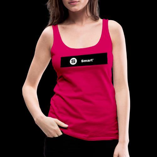 Smart' BOLD - Women's Premium Tank Top