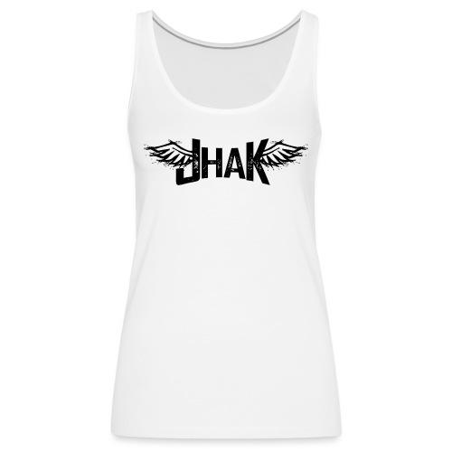Jhak - Camiseta de tirantes premium mujer