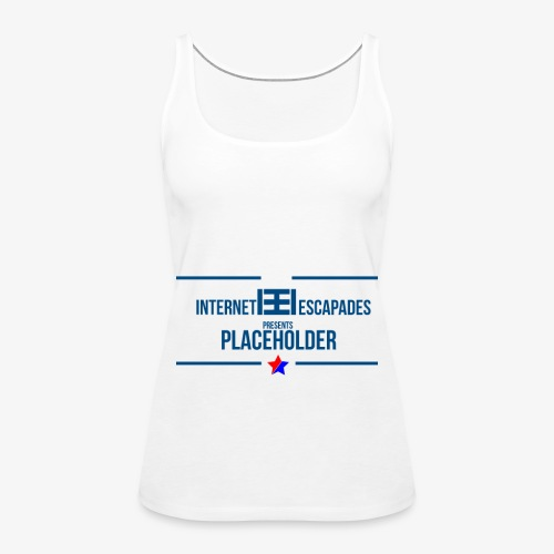 Placeholder - Premium singlet for kvinner