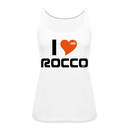 I LOVE ROCCO - Frauen Premium Tank Top