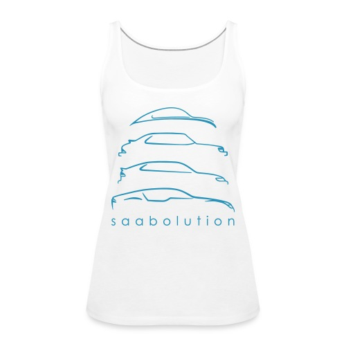 saabolution - Women's Premium Tank Top