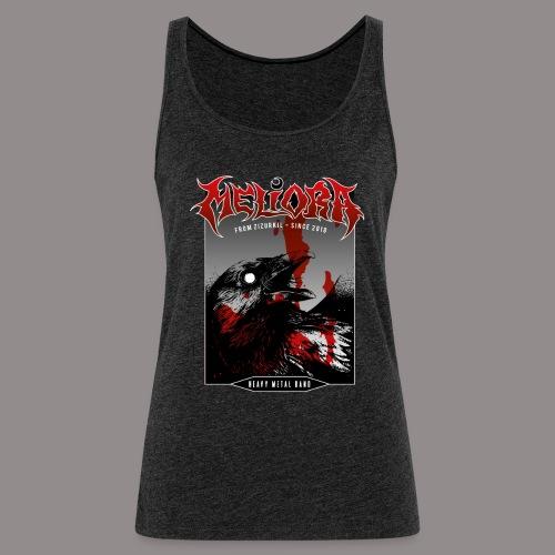 MELIORA REBEL - Camiseta de tirantes premium mujer