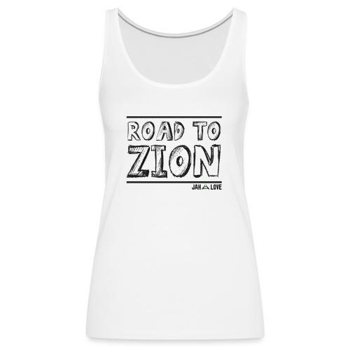 Road To Zion - Débardeur Premium Femme