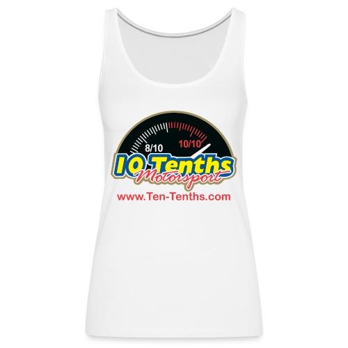 tententhswithurl - Women's Premium Tank Top