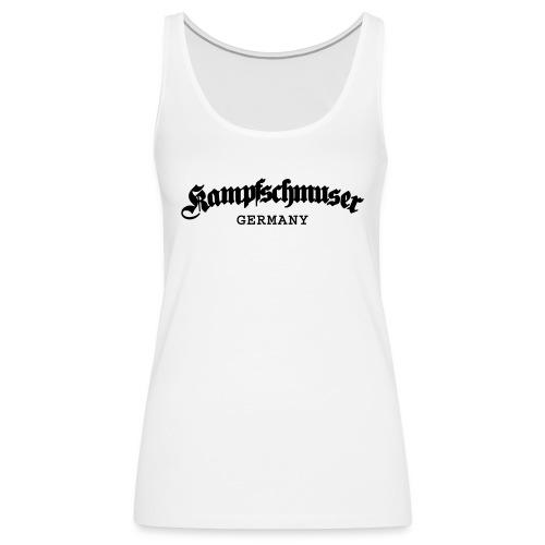 Kampfschmuser Germany - Frauen Premium Tank Top
