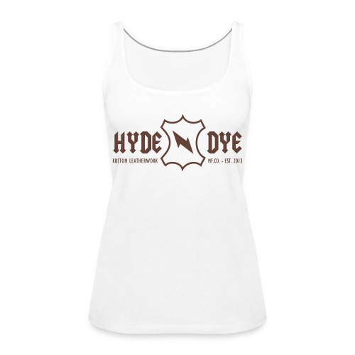 Hyde-N-Dye - Premium singlet for kvinner