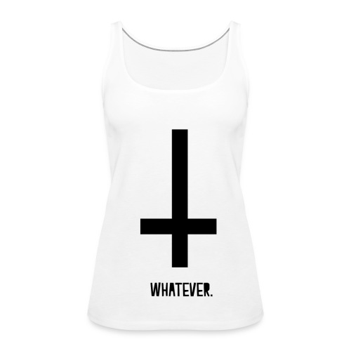 Whatever Sunny. - Frauen Premium Tank Top