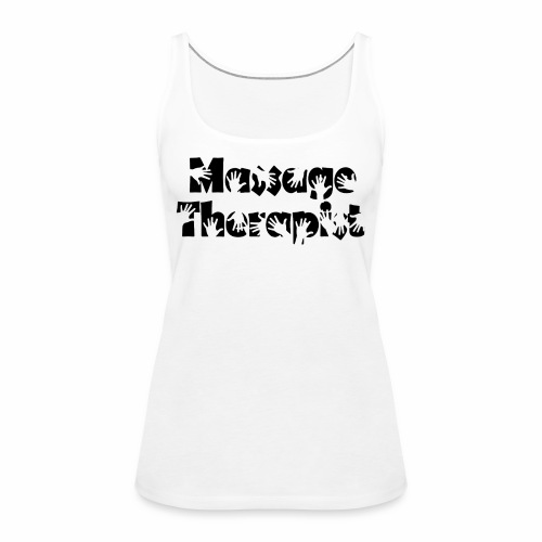 Massage Therapist - Frauen Premium Tank Top
