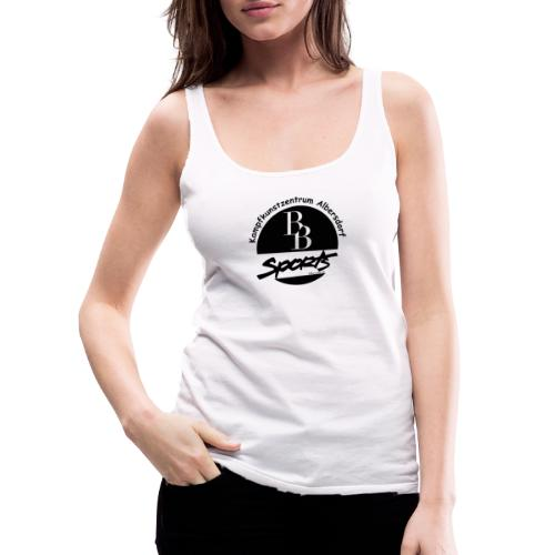 BB Sports Logo ohne Link - Frauen Premium Tank Top