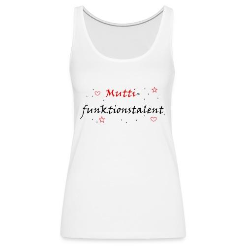 mutti png - Frauen Premium Tank Top