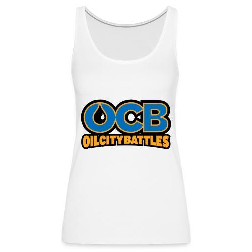 ocb logo - Frauen Premium Tank Top