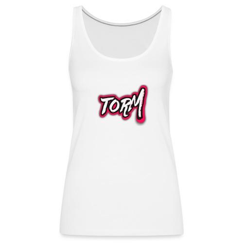 Torm Logo - Frauen Premium Tank Top