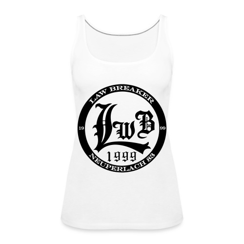 LawBreaker Street Collect - Frauen Premium Tank Top