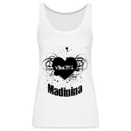 love mada2 - Débardeur Premium Femme