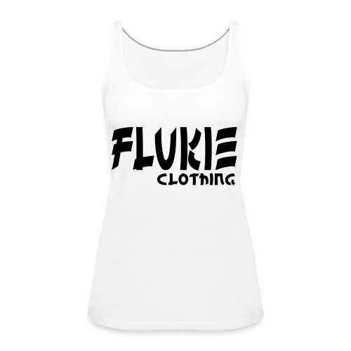 Flukie Clothing Japan Sharp Style - Women's Premium Tank Top