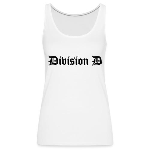 division d - Frauen Premium Tank Top