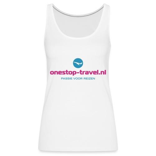 OneStop-Travel.nl - Vrouwen Premium tank top