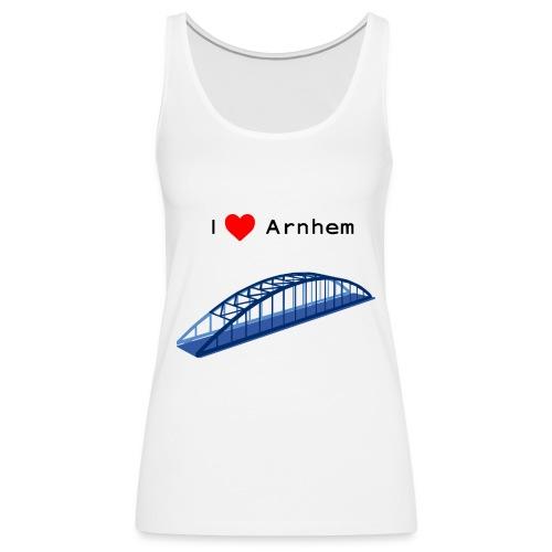 Arnhem, John Frostbrug - Vrouwen Premium tank top